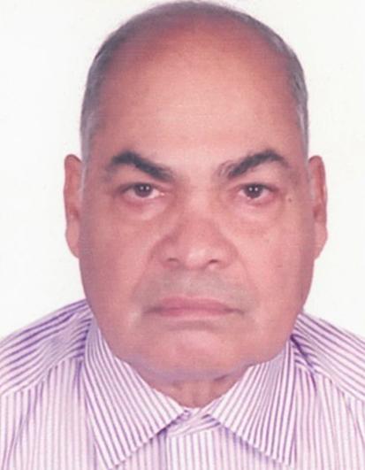 Dr (Mrs) Shashi Ahuja